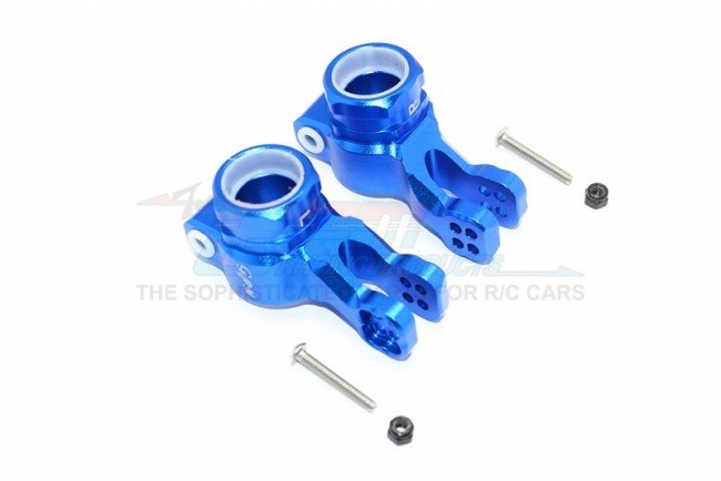ARRMA KRATON 6S BLX Monster Truck Aluminum Rear Knuckle Arm - 6pcs set - GPM MAK022