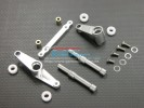 Associated Monster GT Alloy Steering Assembly W/Posts & Delrin Screws - 1set - GPM AGM1048