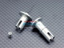 Associated RC 18T Alloy Front/Rear Ball Differential Joint With Lock Nut - 2pcs set - GPM AR080