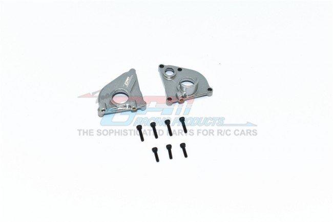 GPM Racing Axial SCX24 Black Aluminum Center Gearbox Skid Plate SCX24038B-BK
