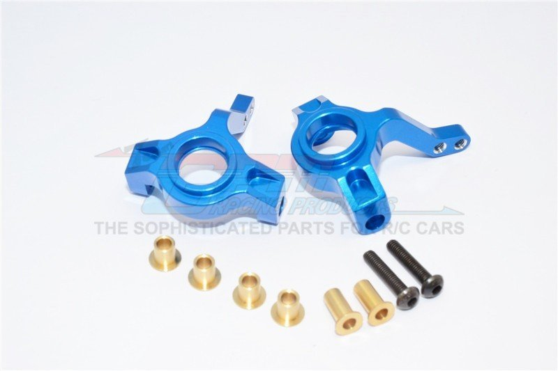 Axial Racing SCX10 Honcho Alloy Front Knuckle Arm - 1pr set - GPM SCX021