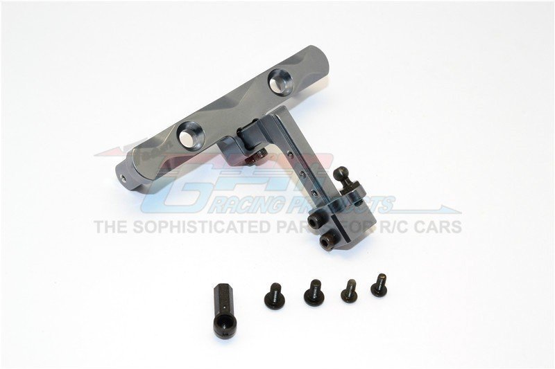 Adjustable Tow Hitch >> Axial Racing Scx10 Alloy Adjustable Tow Hitch 1set Gpm Scx333r