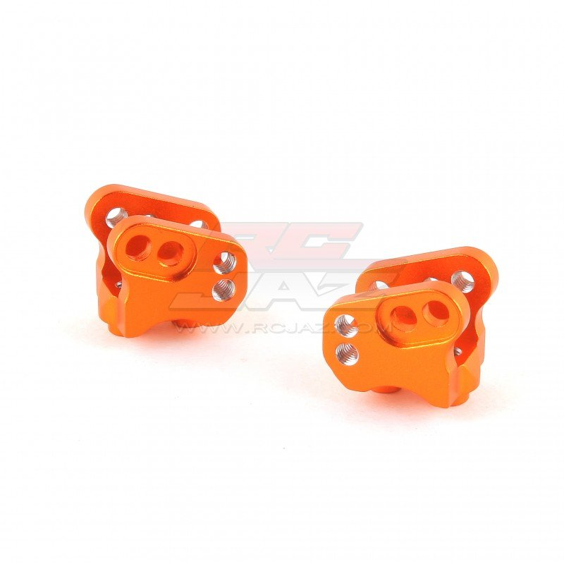 AXIAL Racing SCX10 II Aluminium Front/Rear Link Mounts - 1pr set (AX31384) - GPM SCX2008