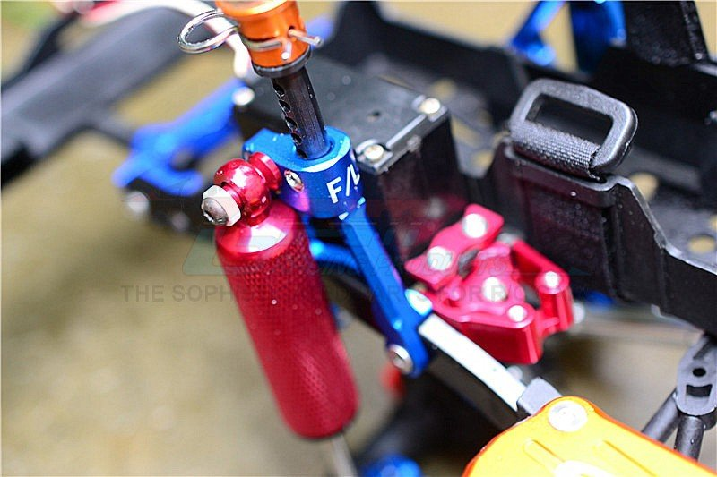 Axial Racing AX31380 Shock Hoops SCX10 II