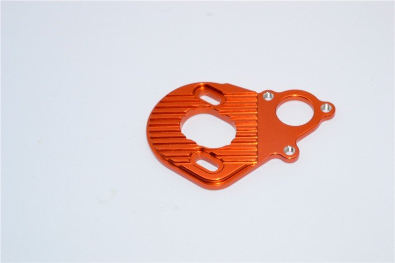 Axial Racing Wraith Alloy Motor Plate For AX10 Scorpion - 1pc (AX30491) - GPM WR018