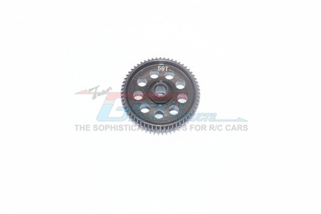 AXIAL Racing YETI JR Harden Steel #45 Spur Gear 59T - 1pc - GPM MYT059TS