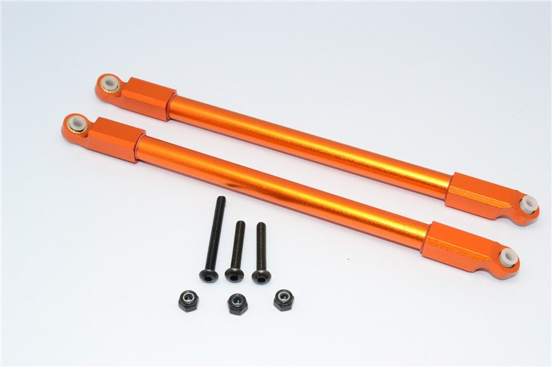 Axial Racing Yeti Aluminium Rear Upper Chassis Link Parts (AX31109) - 1pr set - GPM YT014