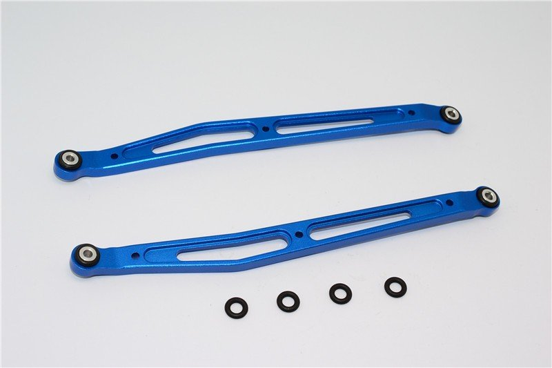 Axial Racing Yeti Aluminium Rear Upper Chassis Link Parts (AX31109) - 1pr - GPM YT014R