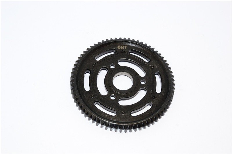 Axial Racing Yeti Steel #45 Spur Gear 32 Pitch 68T - 1pc - GPM YT068TS