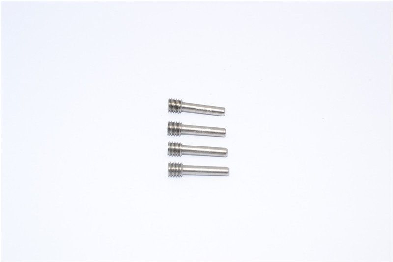 Axial Racing Yeti XL Steel Screw Pin For Wheel Hex - 4pcs - GPM YTL037P