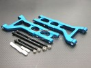 Cen Genesis 46 Alloy Front/Rear Lower Arm With Screws & Delrin Collars & Lock Nuts - 1pr set - GPM GEN055