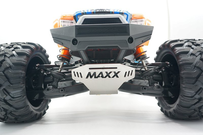 Traxxas Maxx Monster Truck Stainless Steel Skid Plates For Front Center Rear Chassis Laser Version 36pc Set Gpm Txmszsp1a Find great deals on ebay for traxxas x maxx body. traxxas maxx monster truck stainless steel skid plates for front center rear chassis laser version 36pc set gpm txmszsp1a