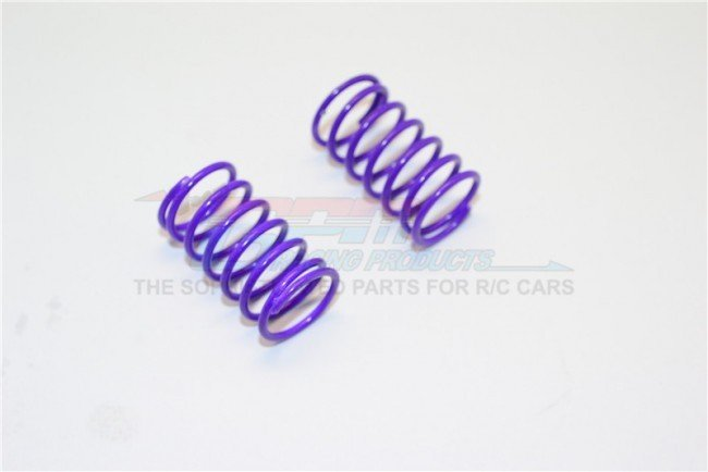 1.6mm Purple Damper Spring - 30mm - 1pr - GPM DSP3016