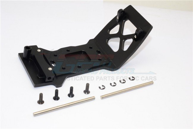 HPI Racing SAVAGE XS FLUX Alloy Front Skid Plate-1pc set - GPM MSV331F