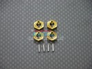 Kyosho Mini Inferno Alloy Drive Adaptor With Pins - 4pcs set - GPM MIF010