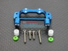 Kyosho Mini-Z Overland Alloy Front Damper Mount With Screws & Collars - 1pc set (Inter - Changeable ) - GPM MOL1028INC