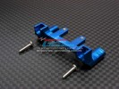 Kyosho Mini-Z Overland Alloy Rear Damper Mount With Screws - 1pc set (Long) - GPM MOL1030B