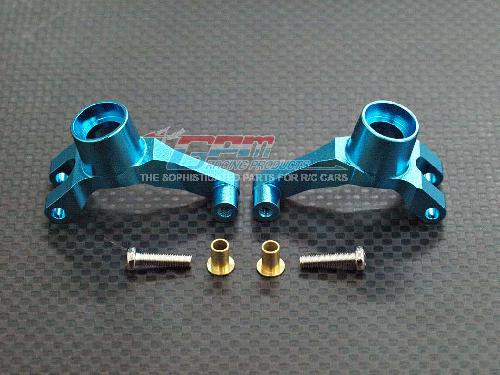 Tamiya TA01 Alloy Rear Knuckle Arm set -1pr - GPM TA1022