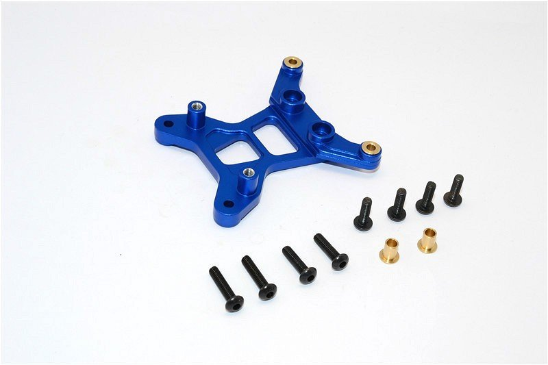 Tamiya DF01 Rear Shock Tower - 1pc - GPM DF1030