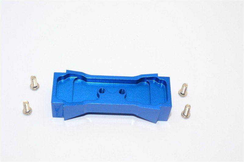 Tamiya RC Ford F350/Toyota Hilux/Tundra Pick Up Truck Alloy Front Support - 1pc - GPM F350-E1