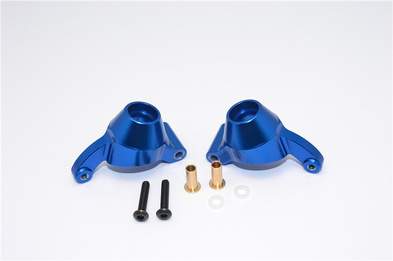 Tamiya TT02B Alloy Rear Knuckle Arm - 1pr - GPM TT2B022