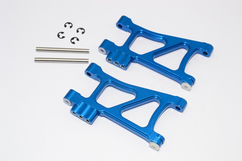 Tamiya TT02B Alloy Front Lower Arm - 1pr - GPM TT2B055