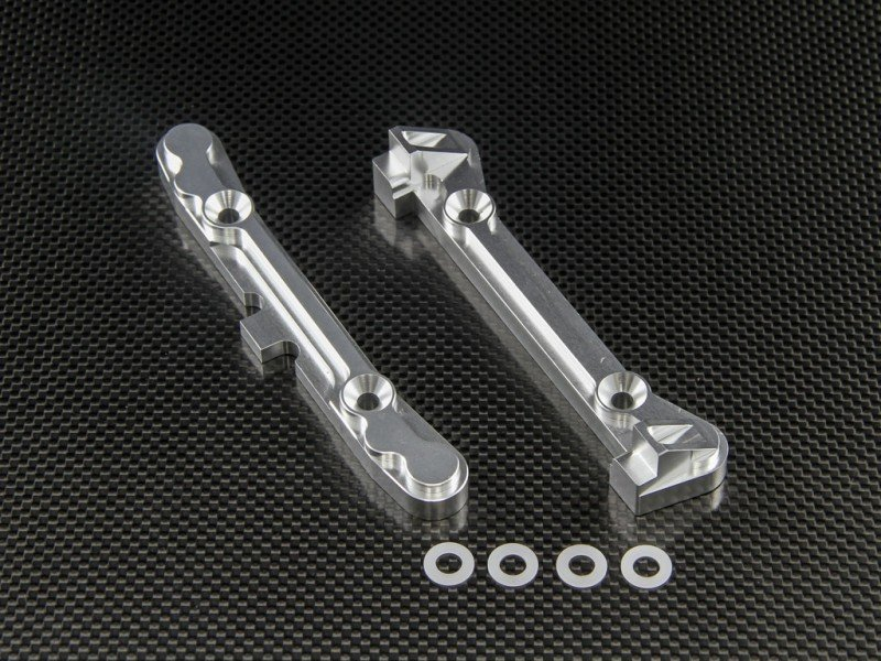 Team Losi 5IVE-T Alloy 7075 Rear Arm Bulk (4 Degree ree) - 2pcs - GPM LO5T006R/O