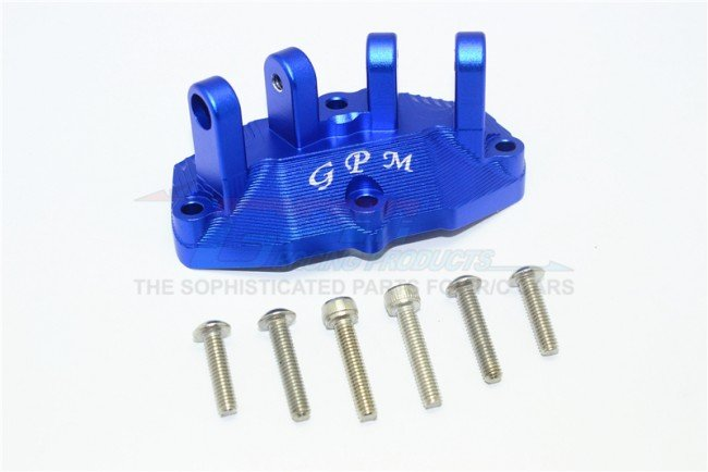 Team Losi SUPER BAJA REY Aluminum Mount For Upper Gearbox Rear Upper Suspension Links - 7pc set - GPM SB013B