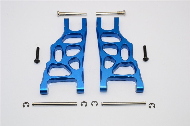 TRAXXAS 1/10 Craniac Monster Truck Aluminium Front Suspension Arm - 1pr set - GPM CRA055