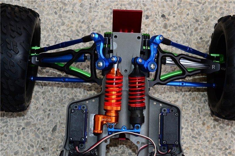 Traxxas E Revo Aluminium Anti Clockwise Thread Steering