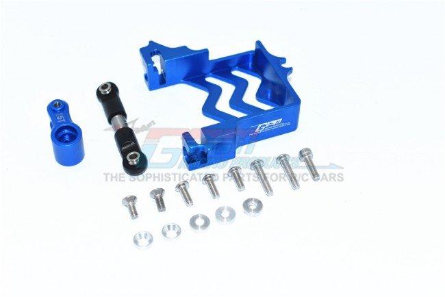 Maxx GPM Stainless Steel Tie Rod+25T Servo Horn F//R Adj CVD Drive Shaft Green