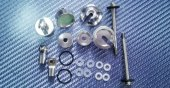 TRAXXAS 1/10 Slash 4x4 Slash Rear Shock Rebuild Kits - 1set - GPM SLA102R/KIT