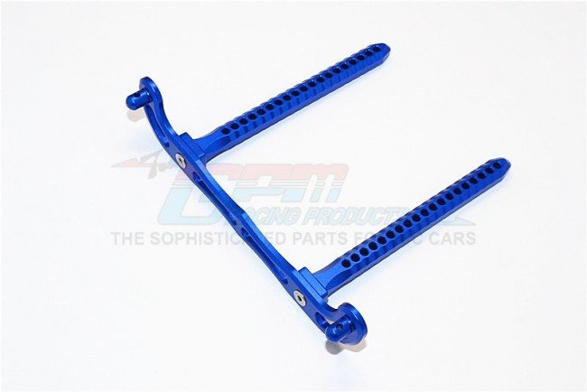 TRAXXAS TELLURIDE 4x4 Aluminium Rear Body Post Mount - 1pc - GPM TEL201R