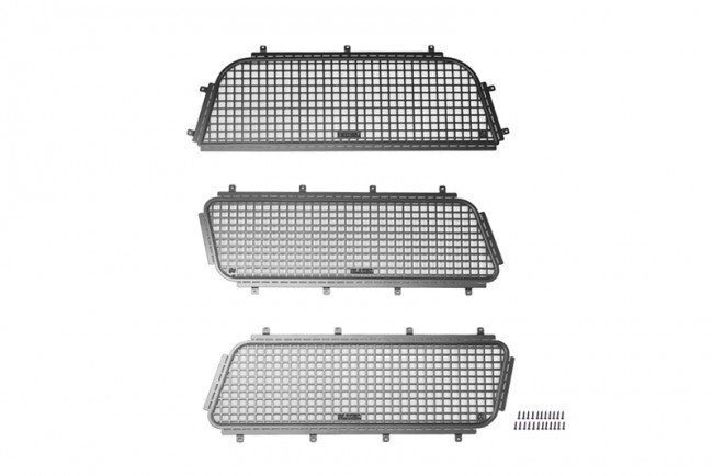 TRAXXAS TRX4 BLAZER Stainless Steel Window Guard For Trx-4 Blazer - 27pc set - GPM TRX4ZSP59