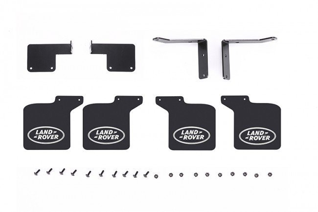 TRAXXAS TRX4 TRAIL CRAWLER Mud Flap - 28pc set - GPM TRX4ZSP65B