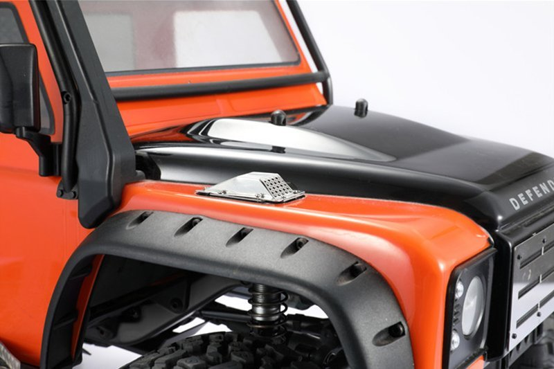 Style A Metal Hood Vent for Traxxas TRX-4