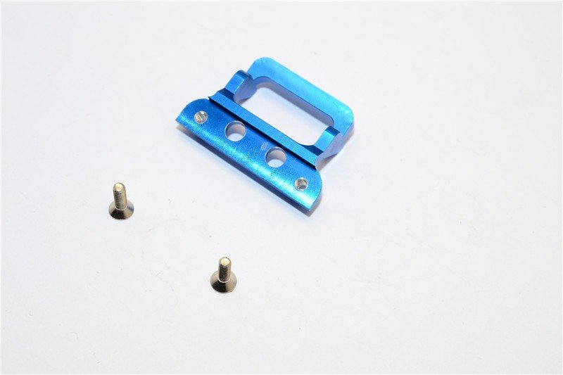 HPI X Mods Series Alloy Body Lock Plate With Screws (For Rsx) - GPM XM330RSX
